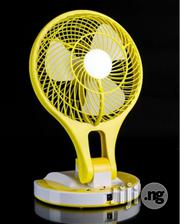 Rechargeable Table Fan With Light for Students and Homes | Home Appliances for sale in Lagos State, Ikotun/Igando