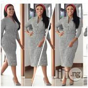 Czech Fown With Belt   Clothing Accessories for sale in Lagos State, Ikoyi