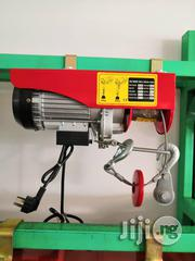 Electric Wire Hoist 1000kg | Manufacturing Equipment for sale in Rivers State, Port-Harcourt