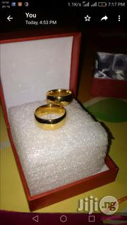 Wedding Ring Bands Gold Plated | Jewelry for sale in Lagos State, Lagos Mainland