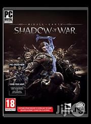 Shadow Of War | Video Games for sale in Rivers State, Port-Harcourt