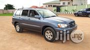 Toyota Highlander 2005 4x4 Blue | Cars for sale in Lagos State, Agege