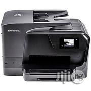HP Officejet Pro 8710 All-In-One High Volume Printing Machine   Computer Accessories  for sale in Lagos State, Ikeja