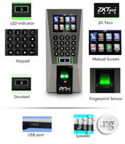 TFT LCD Screen Fingerprint PIN Access Control Time Attendance | Computer Hardware for sale in Lagos State, Ikeja