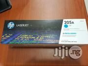 Hp 205A Cyan Toner Cartridge   Computer Accessories  for sale in Lagos State, Ikeja