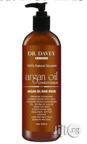 Dr. Davey Argan Natural Hair Softener/ Deep Conditioner | Hair Beauty for sale in Abuja (FCT) State, Central Business District
