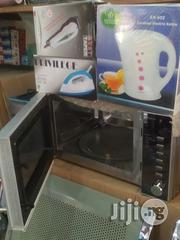 London Used Microwave Oven, Plus 3 More Items At Same Price.   Kitchen Appliances for sale in Lagos State, Ikorodu