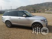 Land Rover Range Rover Vogue 2014 Silver | Cars for sale in Abuja (FCT) State, Gwarinpa