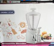 Master Chef 1.7litres Smoothie Blender | Kitchen Appliances for sale in Lagos State, Agboyi/Ketu