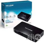 24-port 10/100mbps Desktop Switch TL-SF1024M | Networking Products for sale in Lagos State, Lagos Island