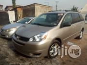 Toyota Sienna CE 2005 Brown | Cars for sale in Lagos State, Alimosho