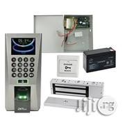 ZKT F18 Fingerprint PIN Access Control | Computer Accessories  for sale in Lagos State, Ikeja