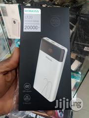 Romoss Power Bank 20000mah   Accessories for Mobile Phones & Tablets for sale in Lagos State, Ikeja