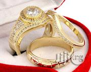 SA Gold Wedding Rings . | Jewelry for sale in Lagos State, Maryland