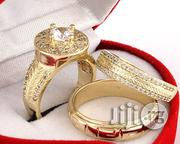 Z1 Romania Gold Wedding Ring | Wedding Wear for sale in Lagos State, Maryland
