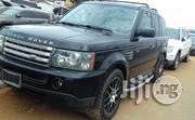 Land Rover Range Rover Sport 2006 Black | Cars for sale in Lagos State, Oshodi-Isolo