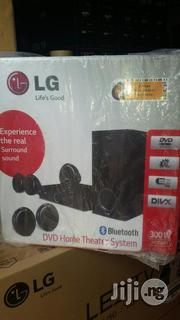 LG Home Theater System (300w ) | Audio & Music Equipment for sale in Lagos State, Ojo