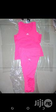 Adidas Gym Wear For Ladies | Sports Equipment for sale in Lagos State, Surulere