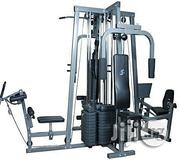 American Fitness 4 Station Active Pro Multi Station Gym(Commercial/Home Use) | Sports Equipment for sale in Abuja (FCT) State, Lugbe District