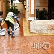 Concrete Stamped Polished | Cleaning Services for sale in Lagos State, Lekki Phase 1