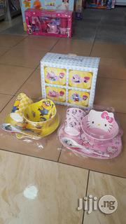 Colourful Plate Set | Baby & Child Care for sale in Lagos State, Lagos Mainland