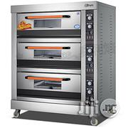 Generic Industrial Gas Oven 3deck 9trays | Industrial Ovens for sale in Abuja (FCT) State, Central Business District