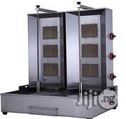 Generic Double Shawarma Machine Doner Kebab Machine Honeycomb Ceramic Plate Burner Machine 220v/50hz | Restaurant & Catering Equipment for sale in Abuja (FCT) State, Central Business District