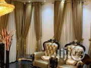 Gold Curtain | Home Accessories for sale in Lagos State, Ajah