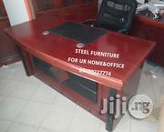 High Quality Super Executive Office Table, With Extension Mobile Drawer | Furniture for sale in Lagos State, Agege