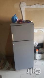 Very Clean Double Door Ash Fridge | Kitchen Appliances for sale in Anambra State, Onitsha