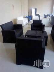 Complete Set Rattan Table and Chairs   Furniture for sale in Lagos State, Lekki Phase 1