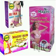 Fastest Slim Tea For Both Men And Women (3 In 1) 60 Tea Bags For 30 Days .Nafdac Approved   Bath & Body for sale in Abuja (FCT) State, Gwarinpa