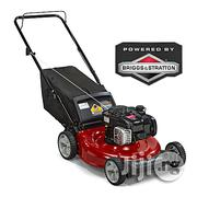 WORK MASTER 5HP LAWN MOWER Briggs & Stratton Engine Petrol-powered | Garden for sale in Lagos State, Lagos Island