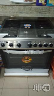 Polystar 5 Burner Gas Cooker With Grill and Oven   Kitchen Appliances for sale in Abuja (FCT) State, Kubwa