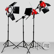 3 in 1 Red Head Light With Control | Accessories & Supplies for Electronics for sale in Lagos State, Lagos Island
