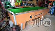 Marble Slate Coin Pool Table | Sports Equipment for sale in Lagos State, Surulere