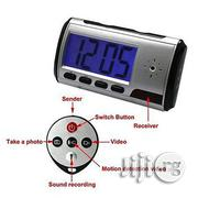 Accurate Spy Camera Table Top Clock   Security & Surveillance for sale in Lagos State, Ikeja