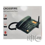 Crossfire GSM Wireless Phone With Fm Radio For All Networks | Home Appliances for sale in Lagos State