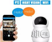 Rotating Motion Detection Surveillance Camera   Security & Surveillance for sale in Lagos State, Ikeja