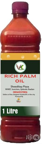 Rich Palm Oil | Meals & Drinks for sale in Oyo State, Ibadan