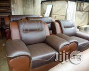 Complete Set of Leather Furniture for Sale   Furniture for sale in Lagos State