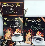 Trim And Fit Coffee For Fat Burning And Slimming | Vitamins & Supplements for sale in Lagos State, Kosofe