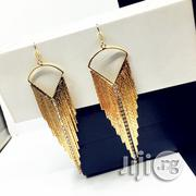 Gold Plated Waterfall Tassel Earrings - 12019 | Jewelry for sale in Lagos State, Amuwo-Odofin