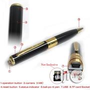Spy Camera Business Portable Recorder-6 Hidden In A Pen | Security & Surveillance for sale in Lagos State, Ikeja