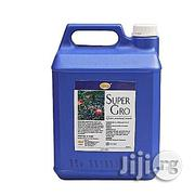 Super Gro The Wonder Liquid Fertilizer In 5 Litres Gallon | Feeds, Supplements & Seeds for sale in Lagos State, Gbagada