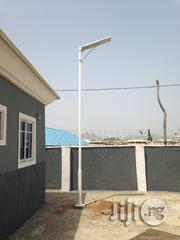60watts Integrated Solar Street Light With Pole | Solar Energy for sale in Abuja (FCT) State, Central Business District