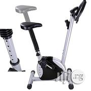 Generic Exercise Bike - Training Bicycle Fitness Cycling Machine Cardio Aerobic Gym Home | Sports Equipment for sale in Rivers State, Port-Harcourt