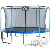 Attainables SKYTRIC 13ft Trampoline With Top Ring Enclosure System Equipped | Sports Equipment for sale in Lagos State, Badagry