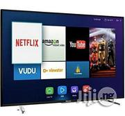 Hisense 55 Inches Smart Edition Full HD TV + Free Wall Bracket | TV & DVD Equipment for sale in Delta State, Ugheli