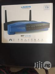 Linksys WRT 1200 Dual Band Gigabit Router | Networking Products for sale in Lagos State, Ikeja